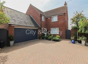 4 bed detached house for sale in Sycamore View, Gedney Hill, Spalding PE12