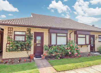 Thumbnail 2 bedroom semi-detached bungalow for sale in Vinery Court, Ramsey, Huntingdon