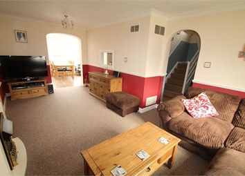 Thumbnail 3 bed semi-detached house for sale in Jubilee Crescent, Stowupland, Stowmarket