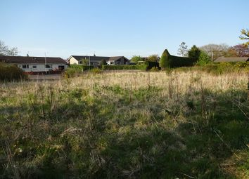 Thumbnail Land for sale in Building Plots Vendace Drive, Lochmaben, Lockerbie, Dumfries And Galloway.