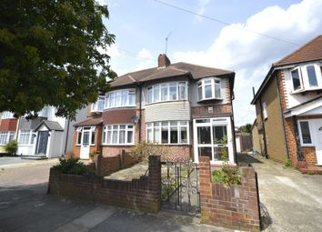 Thumbnail 3 bed semi-detached house for sale in Wills Crescent, Whitton, Hounslow