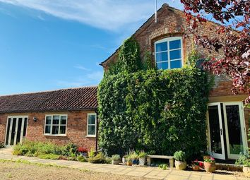 Thumbnail 5 bed barn conversion for sale in Back Street, Saltby, Melton Mowbray