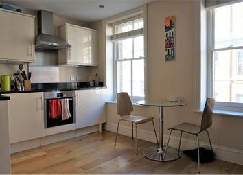 Thumbnail 1 bed flat to rent in Hanson Street, London, London