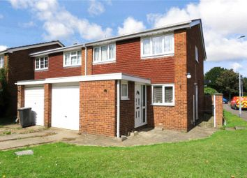 Thumbnail 4 bed end terrace house for sale in Hitchmead Road, Biggleswade, Bedfordshire