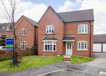 Thumbnail 4 bed detached house to rent in Alverton Court, Ince, Wigan