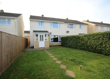 Thumbnail 3 bed semi-detached house for sale in Trenchard Close, Chippenham