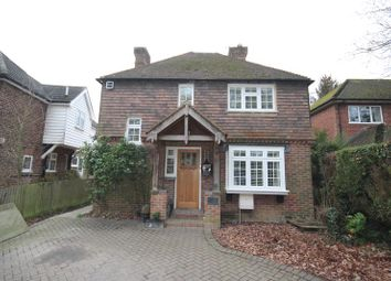 4 bed detached house for sale in Penshurst Road, Leigh, Tonbridge TN11