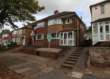 Thumbnail 3 bed semi-detached house for sale in Burnham Road, Birmingham, West Midlands
