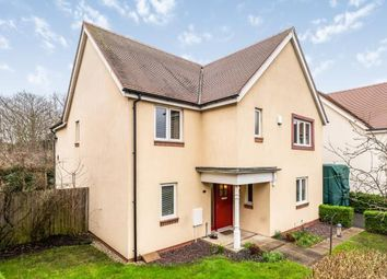 Thumbnail 4 bedroom detached house for sale in Badger Road, Stamford Brook, West Timperley, Altrincham
