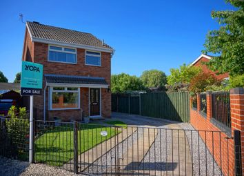 Thumbnail 3 bedroom detached house for sale in Greylees Avenue, Hull