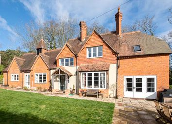 Thumbnail 5 bed detached house to rent in Adbury Holt, Newtown, Newbury, Hampshire