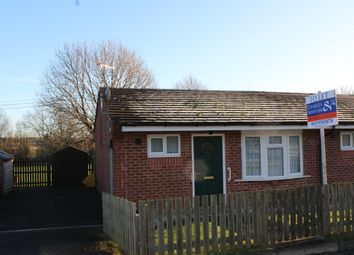 Thumbnail 1 bed semi-detached bungalow to rent in Calley Avenue, Ilkeston