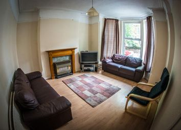 Thumbnail 5 bed terraced house to rent in Douglas Road, Lenton, Nottingham