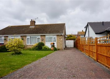 Thumbnail 2 bed semi-detached bungalow for sale in Cardinals Drive, Pagham