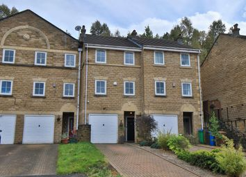 Thumbnail 3 bedroom town house for sale in Durnlaw Close, Littleborough
