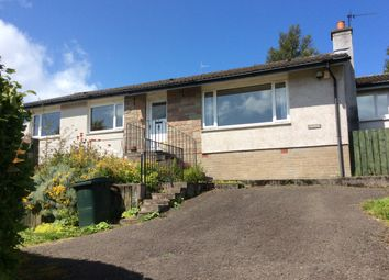 Thumbnail 3 bed detached bungalow for sale in Argyll Road, Kilcreggan