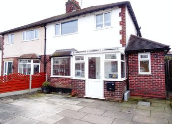 Thumbnail 3 bed semi-detached house for sale in Lyme Avenue, Macclesfield