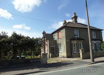 Thumbnail 3 bed semi-detached house to rent in Station Road, Beccles