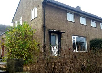 Thumbnail 3 bed semi-detached house to rent in Parkwood Street, Keighley, West Yorkshire