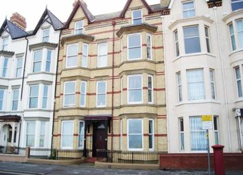 Thumbnail 1 bed flat to rent in 69 West Parade Apt 2, Rhyl, Denbighshire