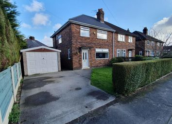 Thumbnail 3 bed semi-detached house for sale in Kaye Avenue, Culcheth