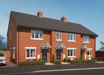 Thumbnail 2 bed property for sale in 2 Bedroom Houses, Plough Gardens, Ravenstone, Leicestershire