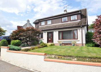 Thumbnail 4 bed detached house for sale in Councillors Walk, Forres