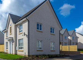 "Thumbnail 4 bedroom detached house for sale in ""Balmoral"" at Abbey Road, Elderslie, Johnstone"