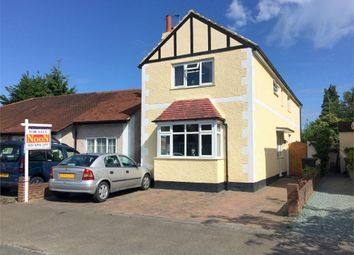 Thumbnail 4 bed detached house for sale in Fulford Road, West Ewell, Epsom