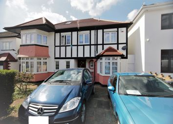 Thumbnail 1 bed maisonette to rent in Crespigny Road, Hendon