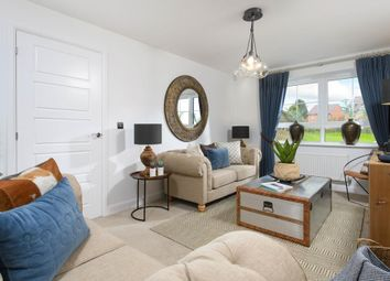 """Thumbnail 6 bedroom detached house for sale in """"Fircroft"""" at Newton Lane, Wigston"""
