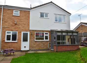 Thumbnail 4 bed detached house for sale in Osprey Close, Broughton Astley, Leicester