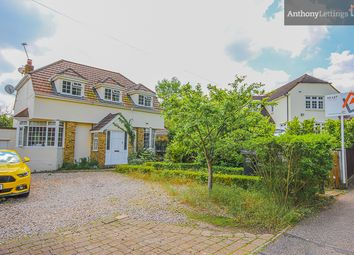 Thumbnail 3 bed detached house to rent in Vineyards Road, Northaw