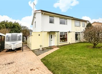 Thumbnail 3 bed semi-detached house for sale in Harcourt Green, Wantage