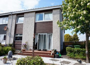 Thumbnail 2 bedroom end terrace house for sale in Bloomfield Gardens, Arbroath