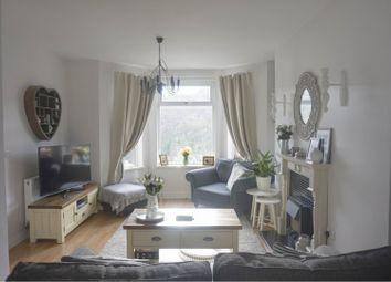 Thumbnail 4 bedroom terraced house for sale in Brynawel Terrace, Abertillery