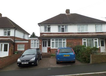 Thumbnail 3 bed semi-detached house to rent in Coach Road, Hamble, Southampton