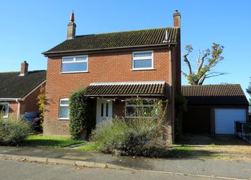 Thumbnail 3 bedroom property to rent in Rectory Gardens, Hingham, Norwich