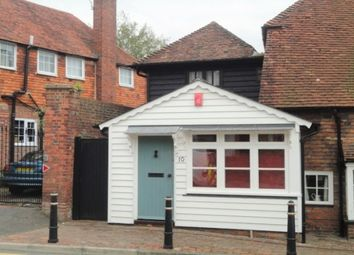 Thumbnail 1 bed cottage to rent in Golden Square, Tenterden