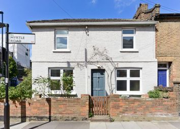 Thumbnail 3 bed end terrace house for sale in Myrtle Road, Acton, London
