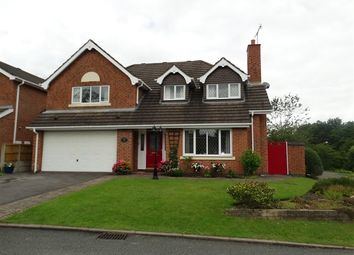 Thumbnail 5 bed detached house for sale in Bosley Brook, Whitemore, Congleton, Cheshire
