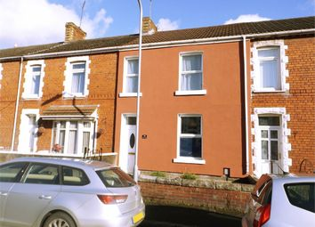 Thumbnail 4 bedroom terraced house for sale in Tydraw Street, Port Talbot, West Glamorgan