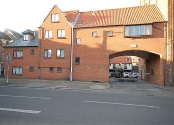 Thumbnail 1 bedroom flat to rent in Baker Lane, King's Lynn