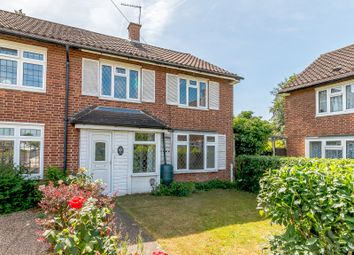 Thumbnail 3 bed end terrace house for sale in Ross Road, Cobham