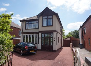 Thumbnail 3 bedroom detached house for sale in Preston New Road, Blackpool
