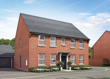 """Thumbnail 4 bed detached house for sale in """"Chelworth"""" at Westend, Stonehouse"""