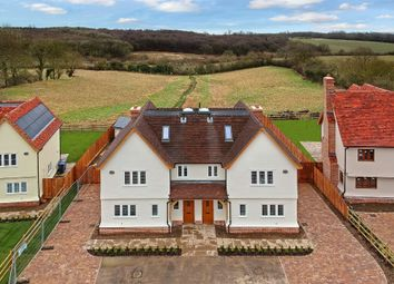 Thumbnail 3 bed semi-detached house for sale in Mansfield, Colliers End, Ware