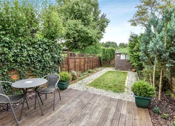 Thumbnail 3 bed terraced house to rent in Church Road, Owlsmoor, Sandhurst, Berkshire