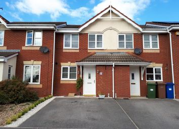 Thumbnail 2 bed terraced house to rent in Kestrel Close, Driffield