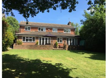 Thumbnail 5 bed detached house for sale in Holywell Road, Dunstable